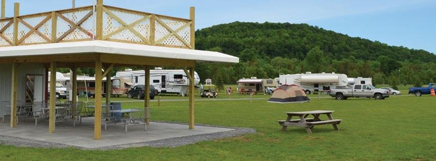 Cider House Campground: 3570 Canal Rd, Bouckville, NY
