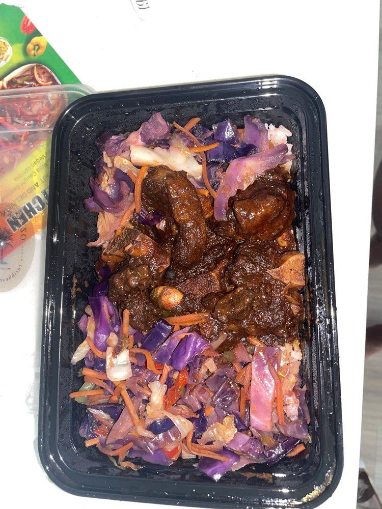 Ozi's Kitchen Jamaican Restaurant