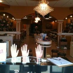 Diva spa nails nail salons 1595 glidewell dr - Burlington nail salons ...