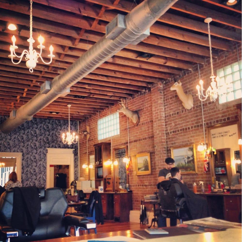 Old School Barber Shop