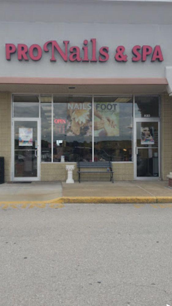Pro Nails & Spa: 830 Washington Corners, Washington, MO