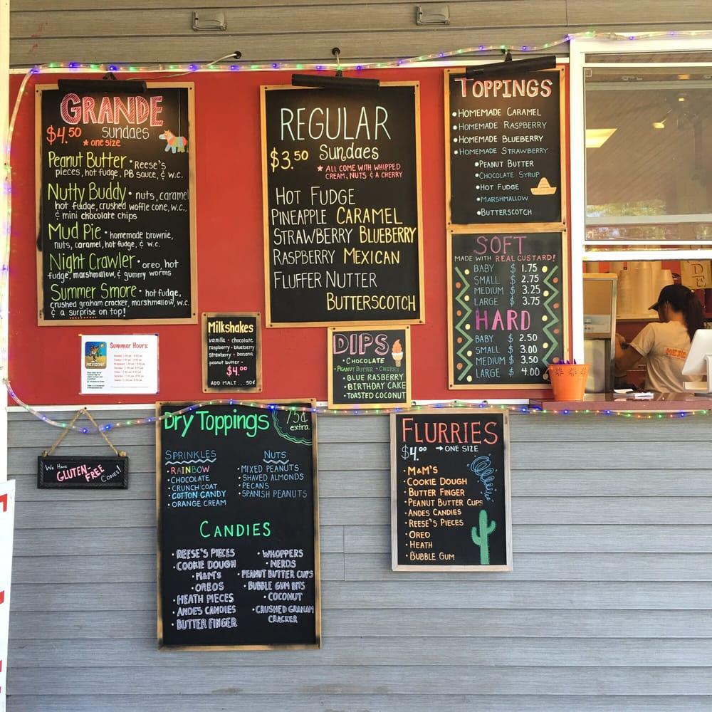 Mexicone Ice Cream: 5775 Scenic Ave, Mexico, NY