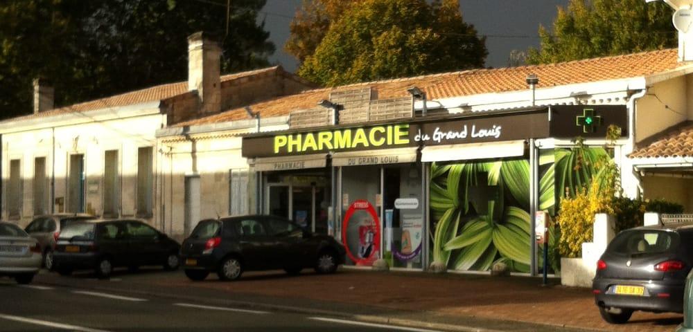 pharmacie du grand louis pharmacies 75 avenue st. Black Bedroom Furniture Sets. Home Design Ideas