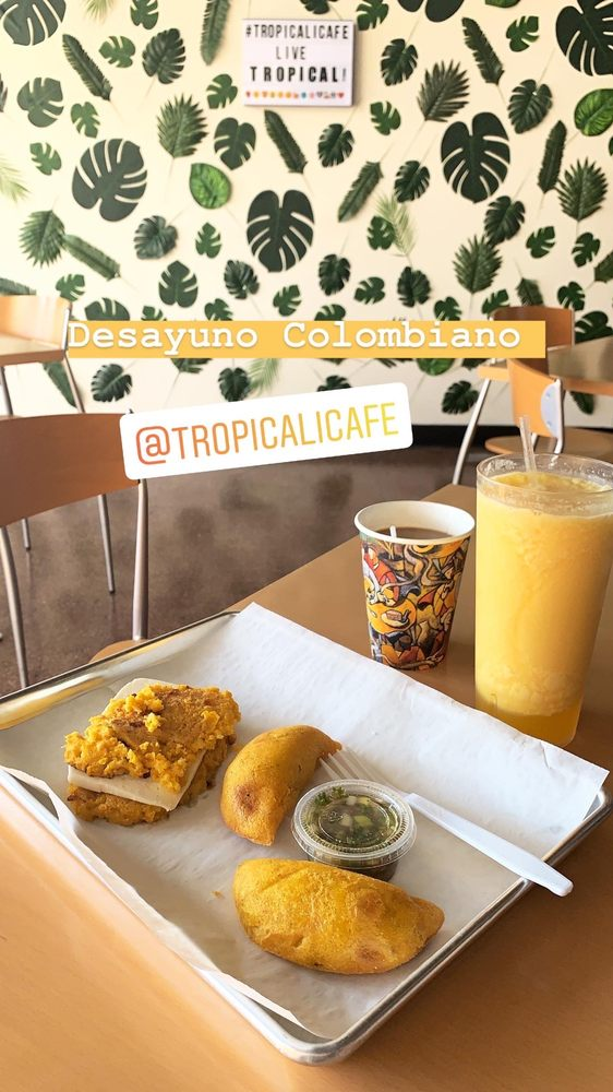 Tropicali Cafe: 16439 Bellflower Blvd, Bellflower, CA