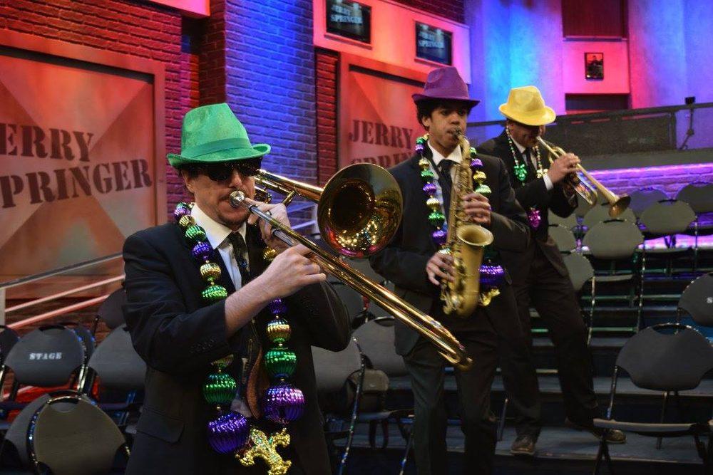 Photo of Street Beat Brass Band: New York, NY