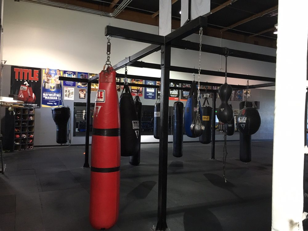 Elite Boxing and CrossFit
