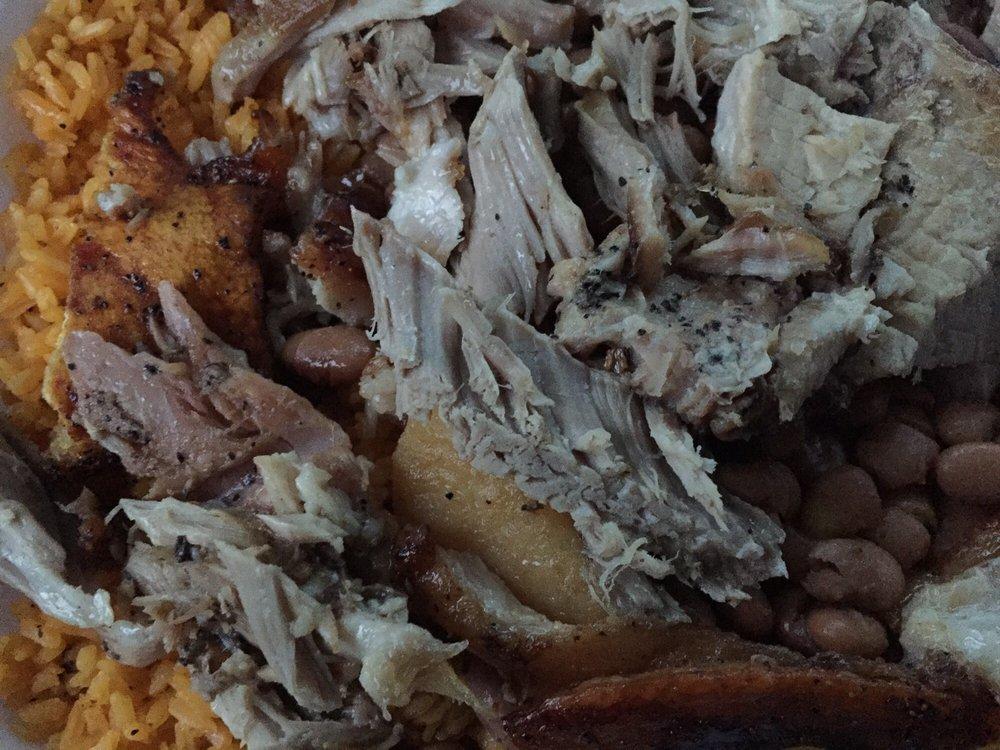 Food from Joel's Spanish Food