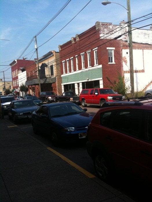 Main Street Cafe: 312 Main St, Point Pleasant, WV