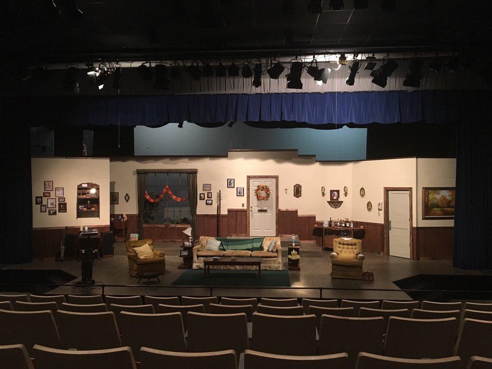 Old Creamery Theatre: 39 38th Ave, Amana, IA