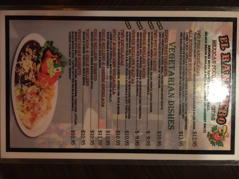 Mexican Food Near Me El