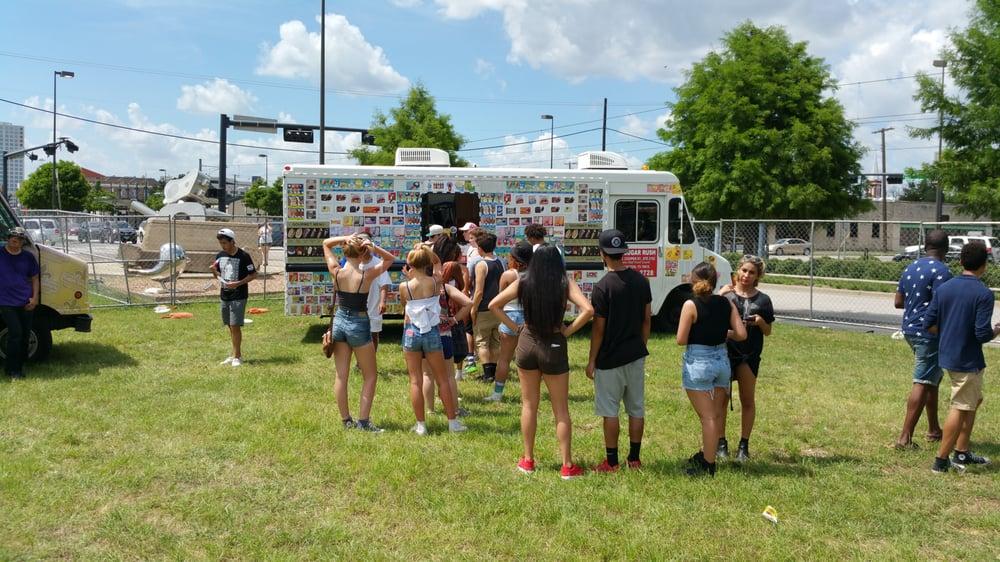 Mr. Sugar Rush: 1408 RiverFront Blvd, Dallas, TX