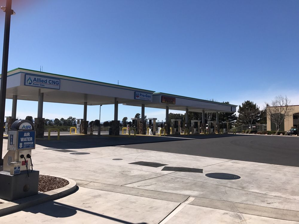 Allied Clean Fuels Plaza