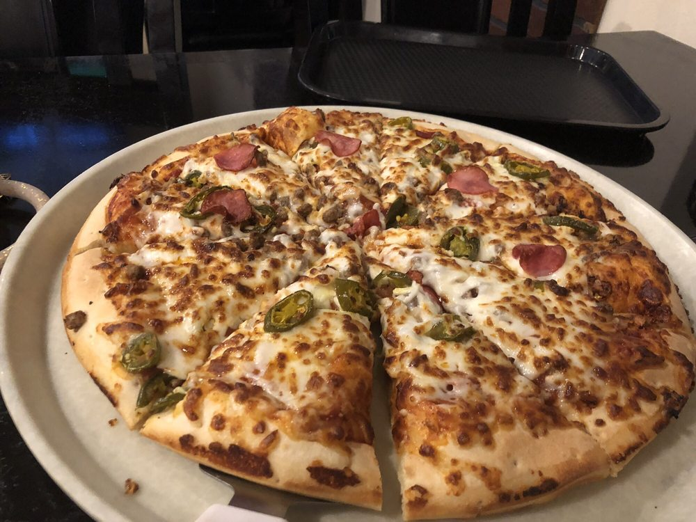 Godfather's Pizza: 801-A Hwy 278 W, Amory, MS