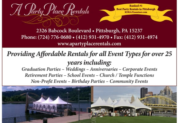 Photo Of Mihm A Party Place Rentals