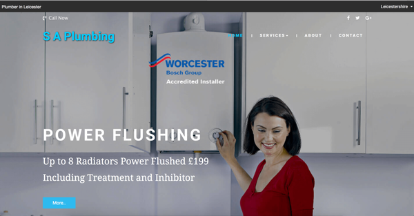 S A Plumbing Heating Request A Quote Plumbing 17 Watts Close