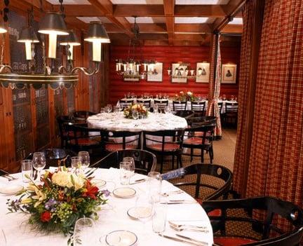 Of Blue Ridge Grill Atlanta GA United States Private Dining Room