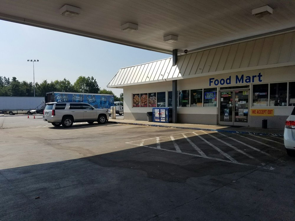 Chevron Carnesville: 905 Hwy 320, Carnesville, GA