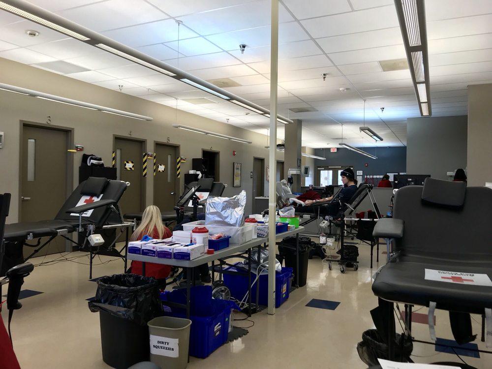 Red Cross Blood Center, Bend/ Central Oregon: 815 SW Bond St, Bend, OR