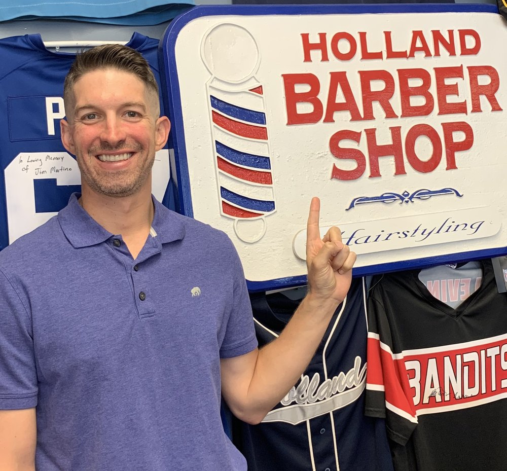 Holland Barber & Hairstyling Shop: 295 Buck Rd, Southampton, PA