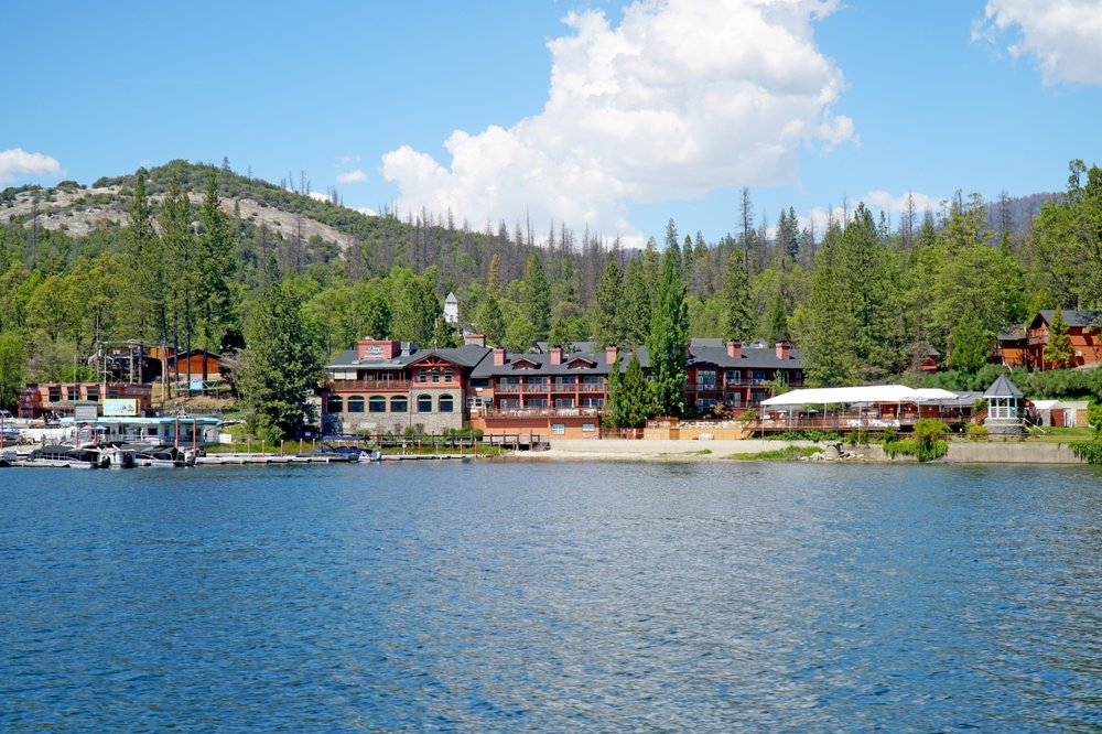 The Pines Resort: 54432 Rd 432, Bass Lake, CA