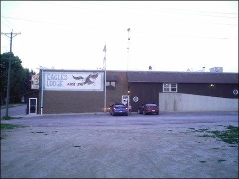 Eagles Club Room: 300 E Montgomery St, Creston, IA