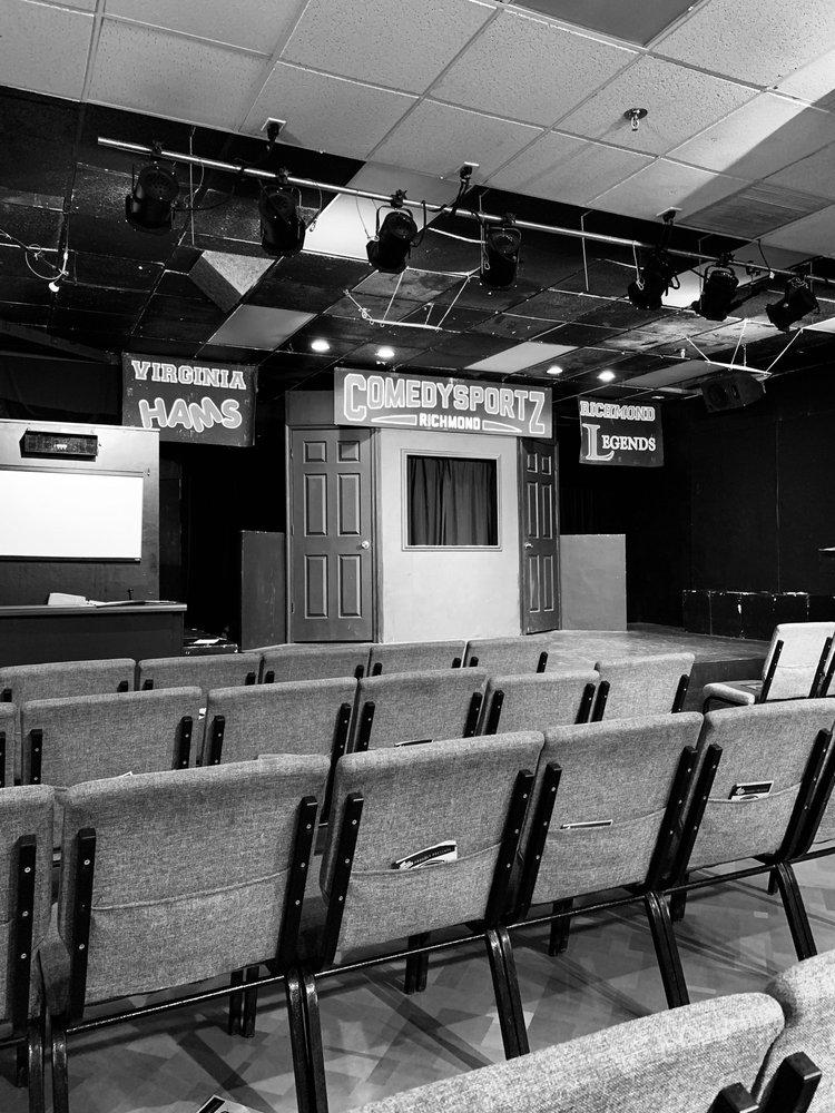 ComedySportz: 8906 W Broad St, Henrico, VA