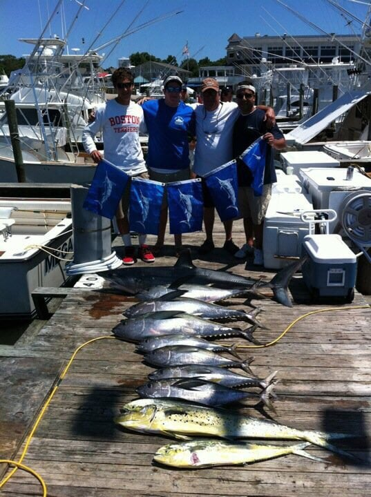 Miss Michele III Charter Fishing Boat: 415 Broadway, Point Pleasant Beach, NJ