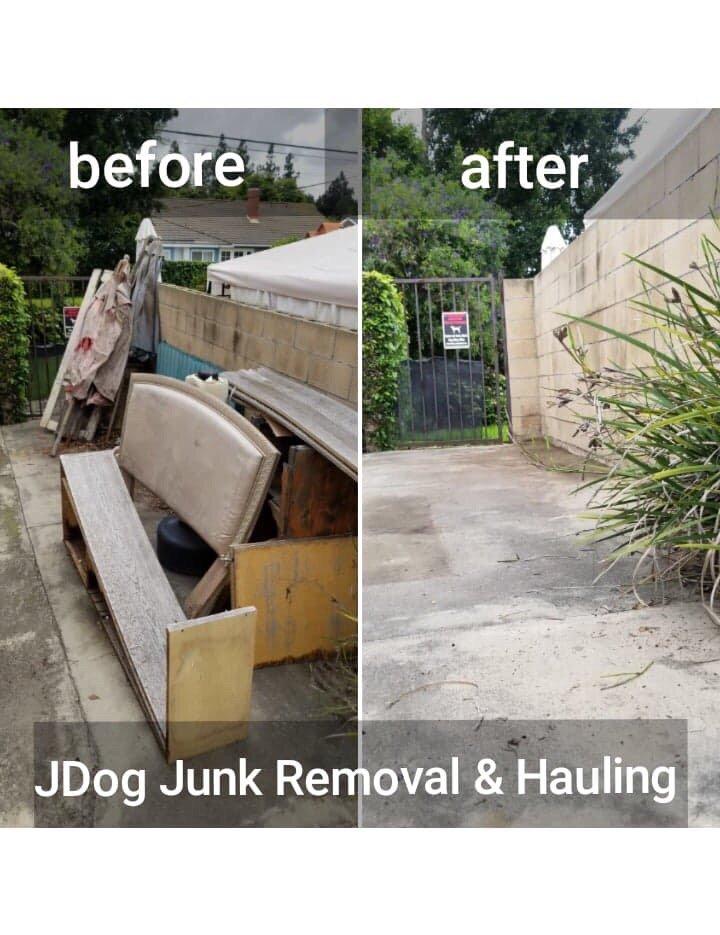 JDog Junk Removal & Hauling: Post Falls, ID
