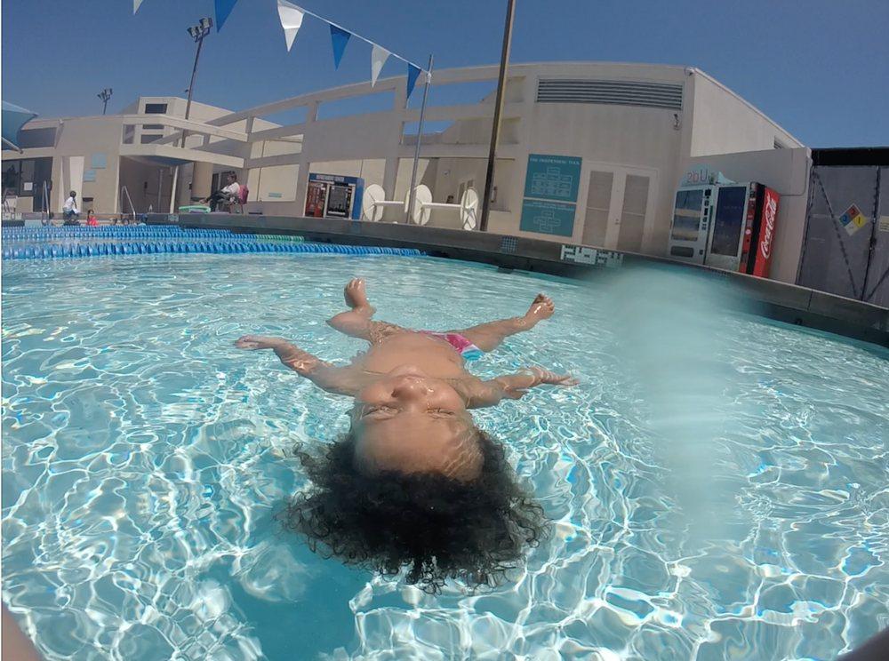 My Baby Swims