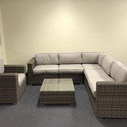 Photo Of Patio Resort Lifestyles   Murrieta, CA, United States. New Wicker  Sectional