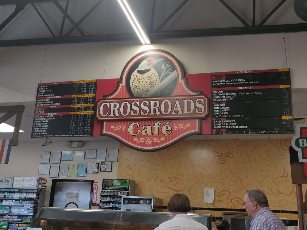 Crossroads Cafe: 13313 Hwy 113, Brewton, AL