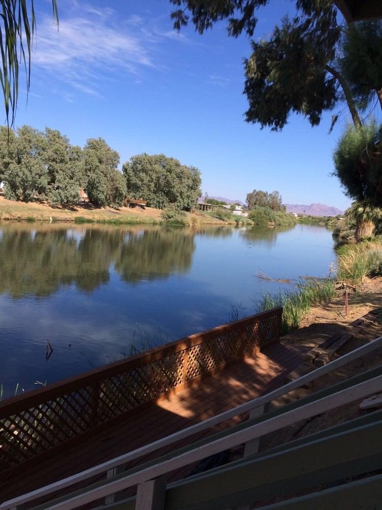 TAMARISK MOBILE HOME PARK: 80 Ben Hulse Hwy, Palo Verde, CA