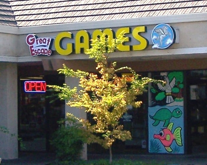 Game Knight Lounge – Portland, OR