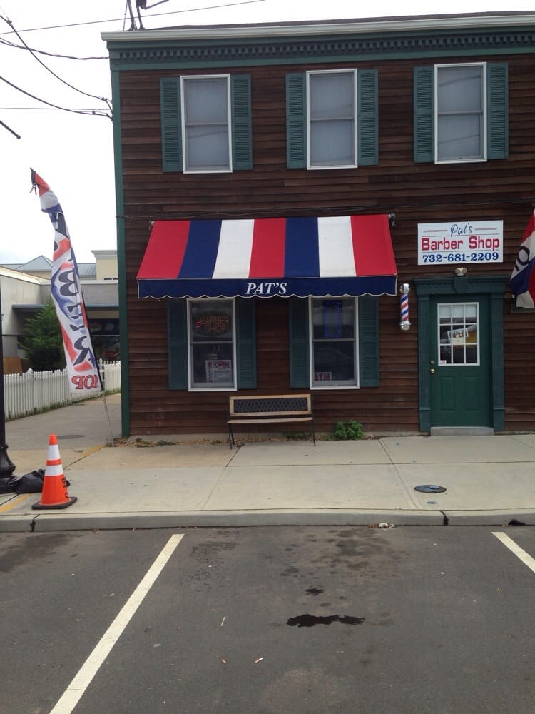 Pats Barber Shop: 810 Belmar Plz, Belmar, NJ