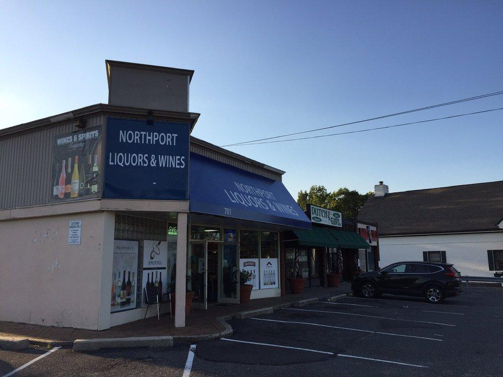 Northport liquors &wines: 701 Fort Salonga Rd, Northport, NY