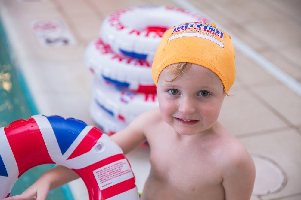 British Swim School Chicago Midway at Marriott Hotel