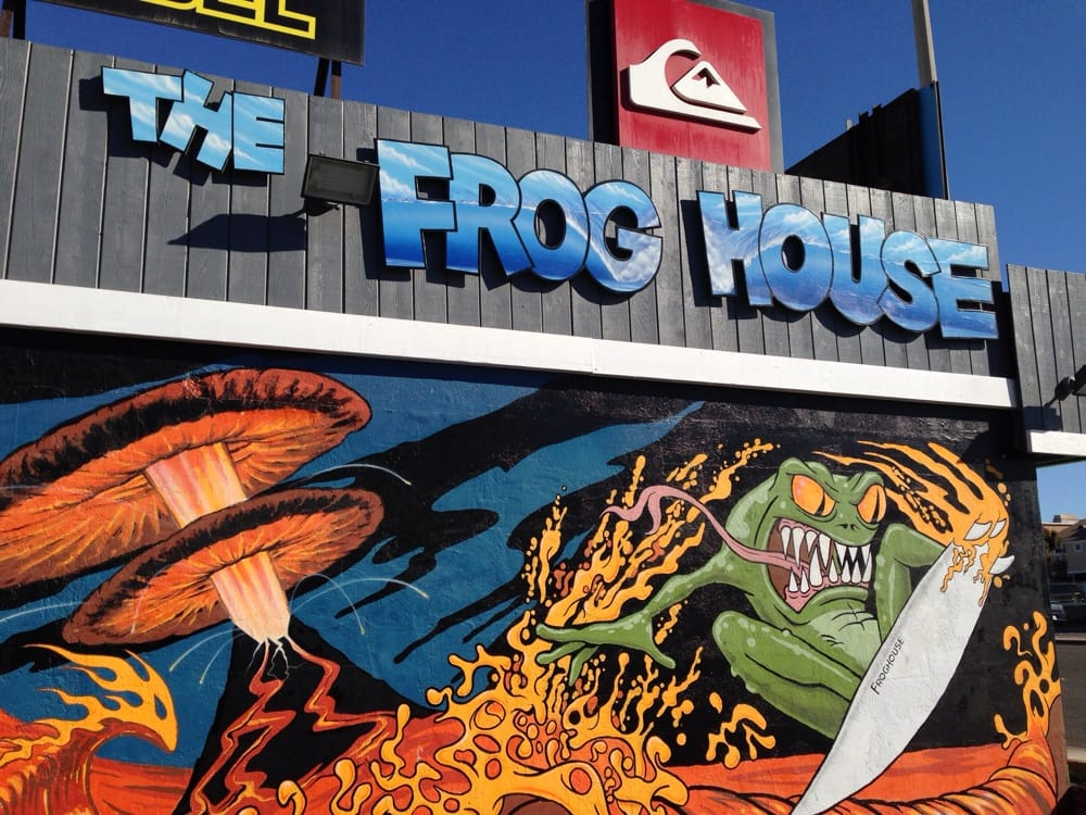 Exceptional Frog House Newport Beach Part - 11: Photo Of The Frog House Surf Shop - Newport Beach, CA, United States