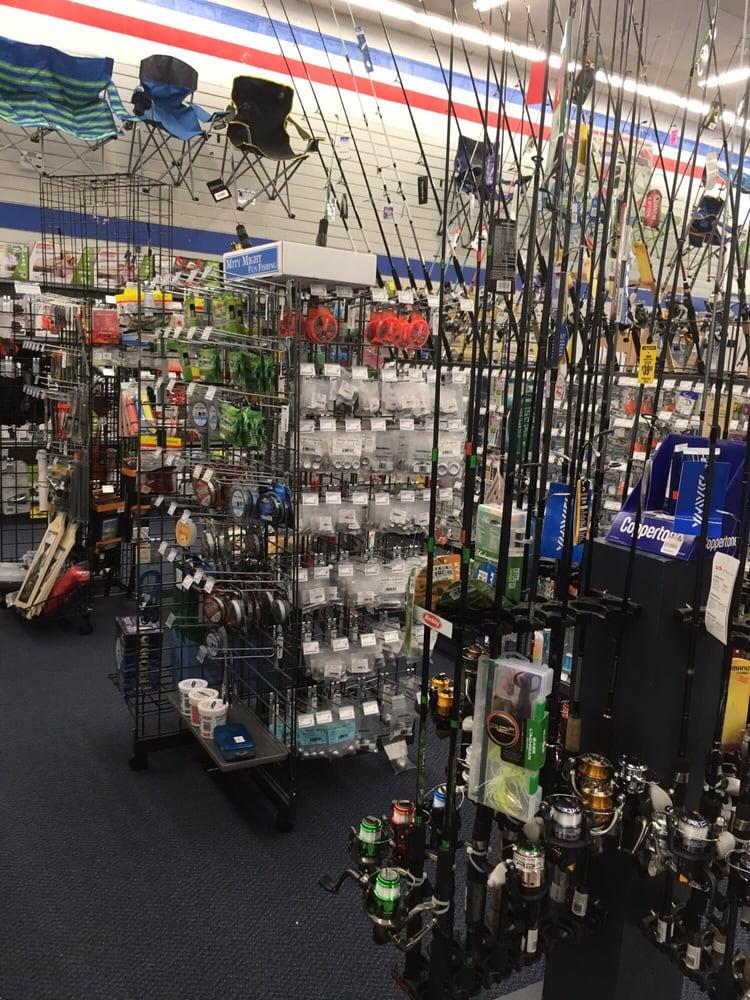 Big 5 Sporting Goods: 11060 San Pablo Ave, El Cerrito, CA