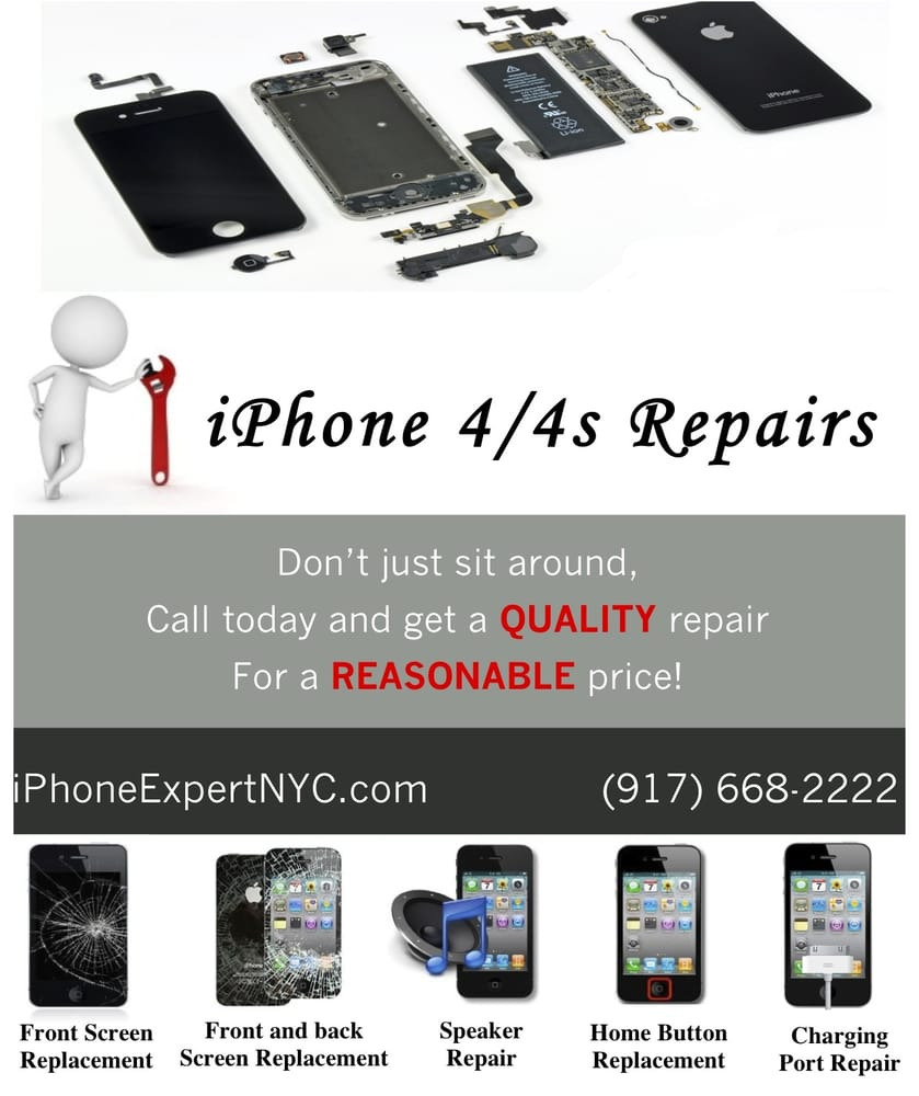 Cheap Iphone  Screen Repair Nyc