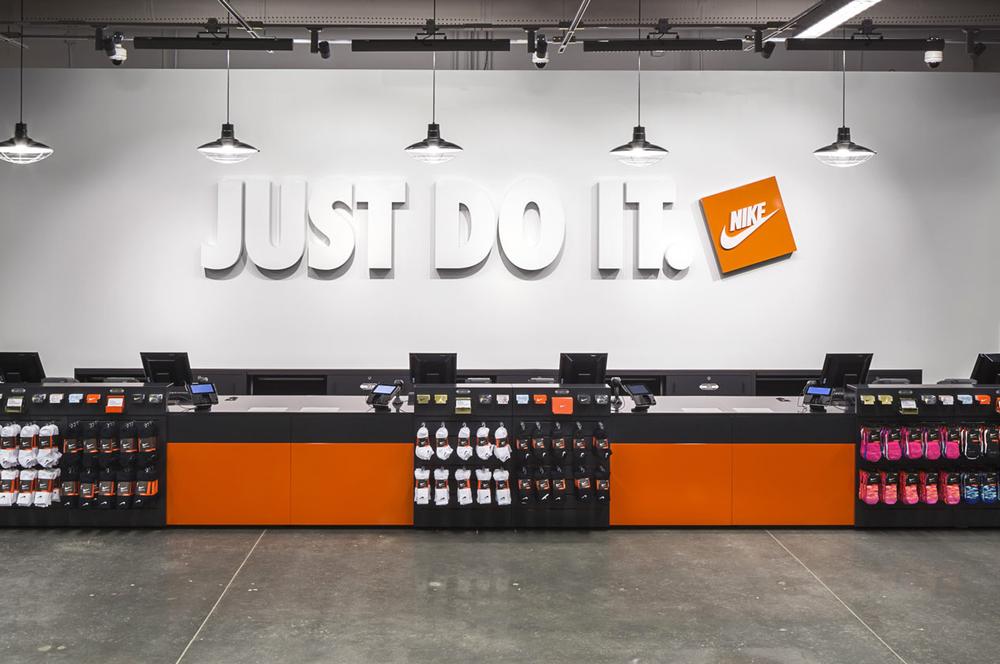 Nike Factory Store: 100 Citadel Dr, Commerce, CA