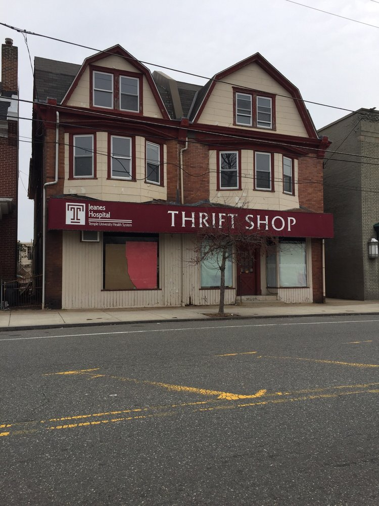 Jeanes Hosp Opportunity Shoppe - CLOSED - Thrift Stores - 7963