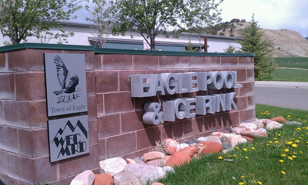 Eagle Pool and Ice Rink: 1700 Bull Pasture Rd, Eagle, CO