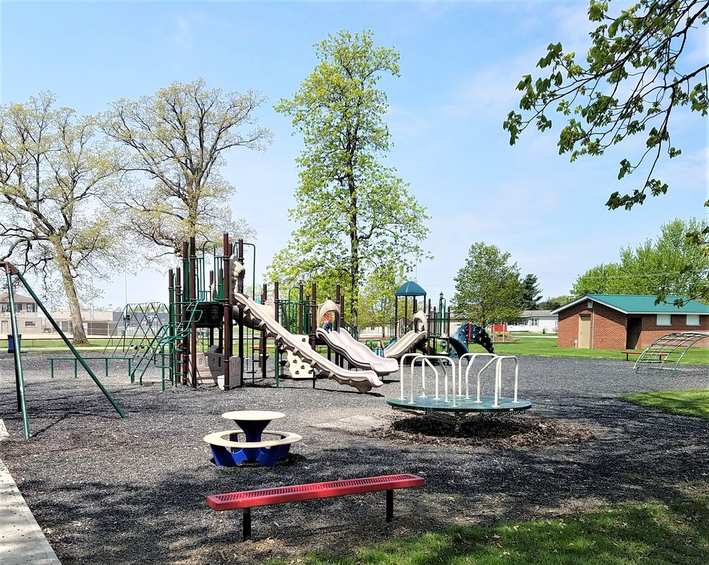 Upland Park: 405 W Washington St, Upland, IN