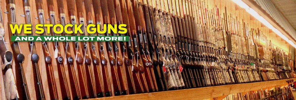Chuck's Gun & Pawn Shop: 603 Watson Blvd, Warner Robins, GA