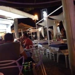 L approdo pizzerie via guglielmo marconi 10 marina for L esterno del ristorante sinonimo