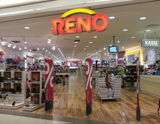 buy online 7fc1b 26965 Reno - Shoe Stores - Am Westpark 6, Ingolstadt, Bayern ...