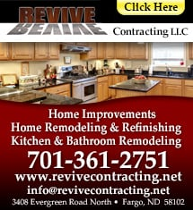 Bathroom Remodeling Fargo Nd revive contracting - contractors - 3408 evergreen rd n, fargo, nd