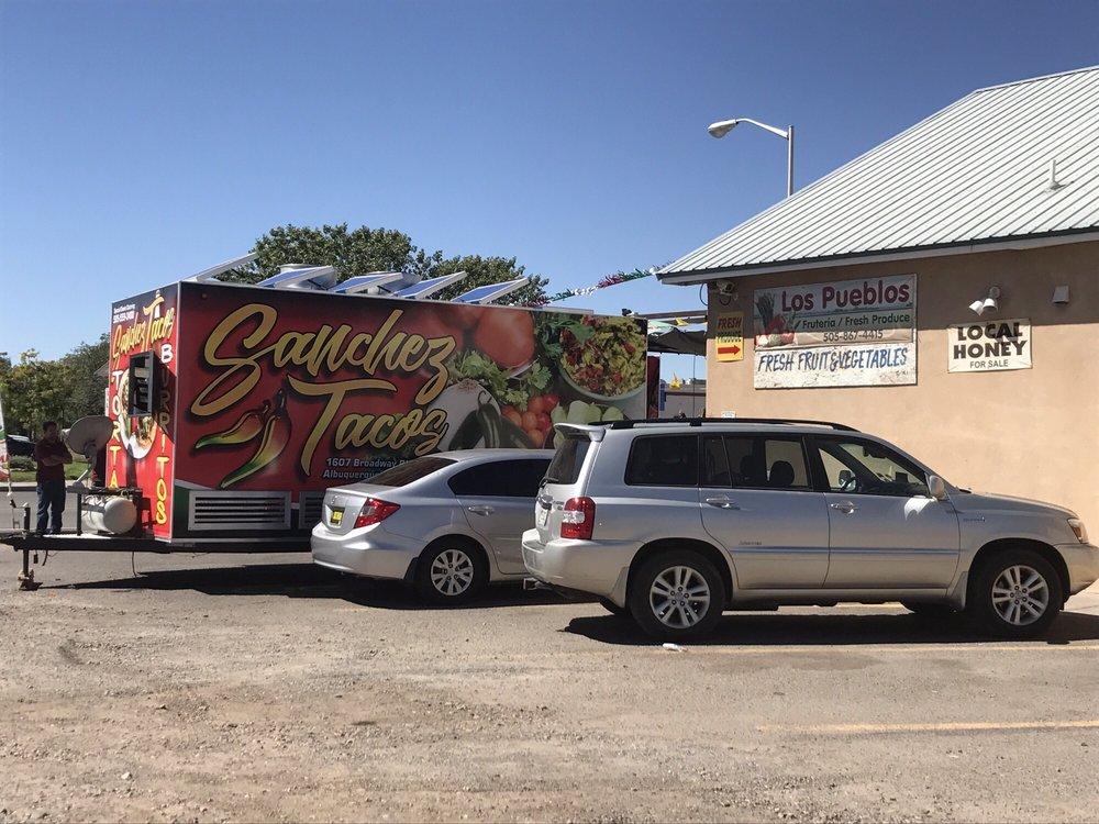Sanchez Tacos: Bernalillo, NM
