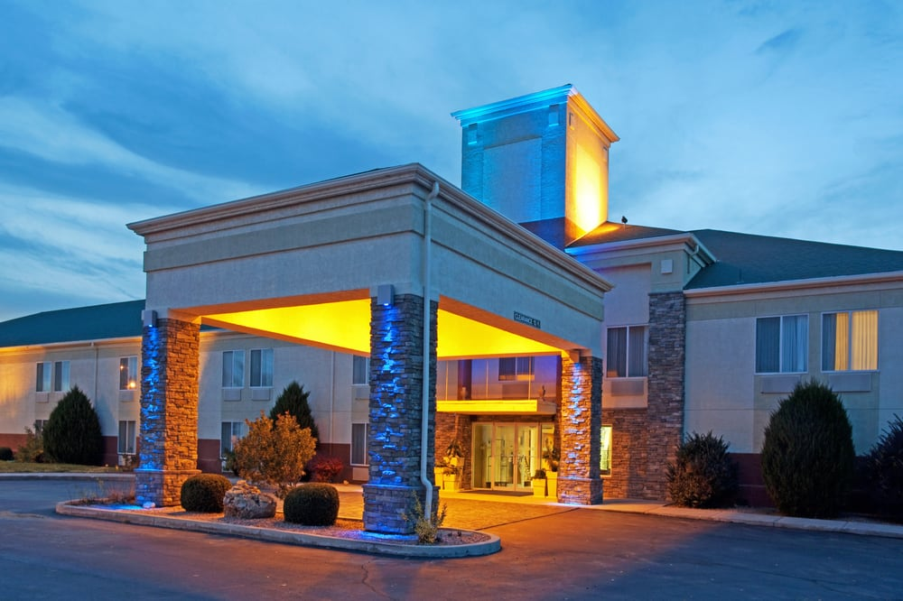 Holiday Inn Express La Junta: 27994 W US Hwy 50, La Junta, CO