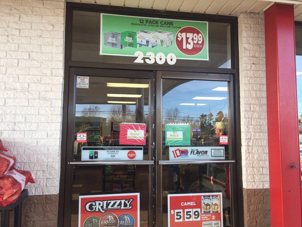 Circle K: 2890 Waterlevel Hwy, Cleveland, TN